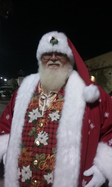Houston's Real Santa